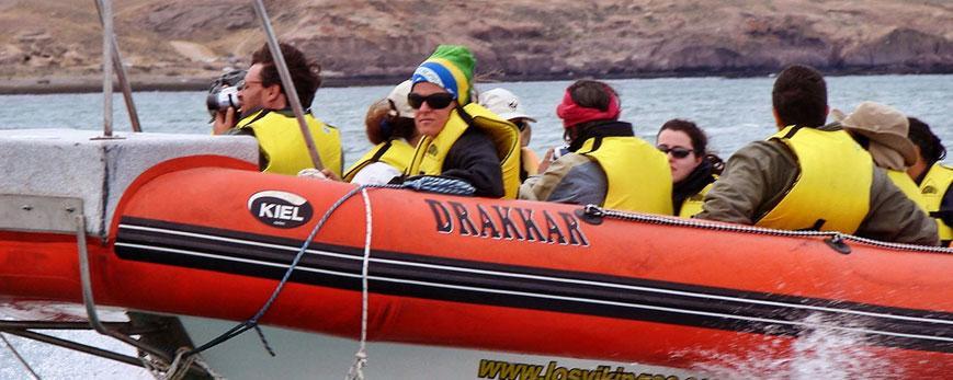 Navegación Drakkar Gaia
