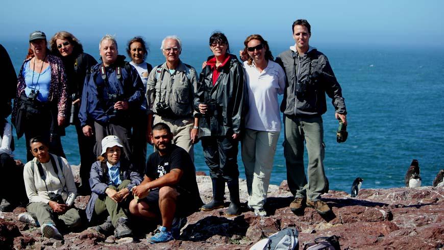 Grupo Sudamérica expediciones